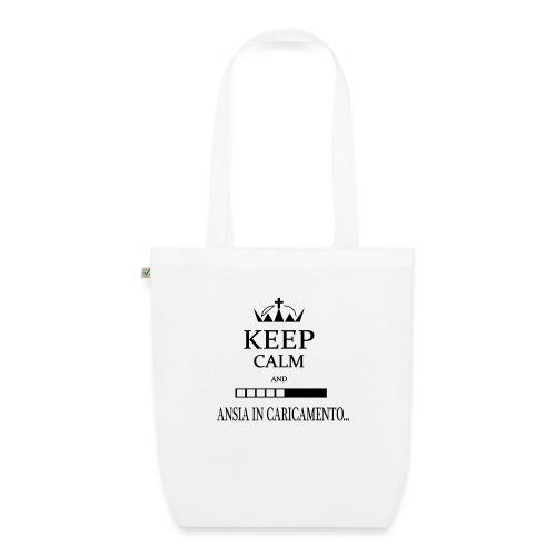 keep_calm 2 - Borsa ecologica in tessuto