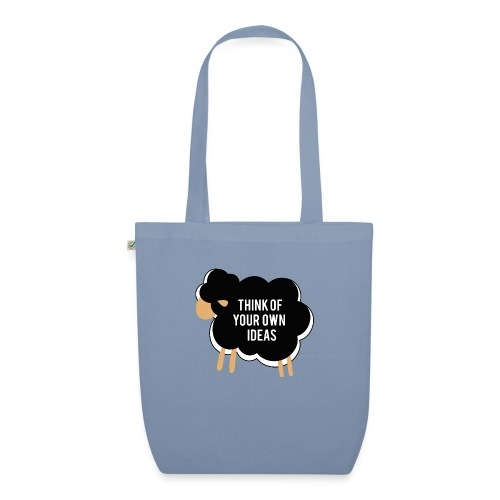 Think of your own idea! - EarthPositive Tote Bag