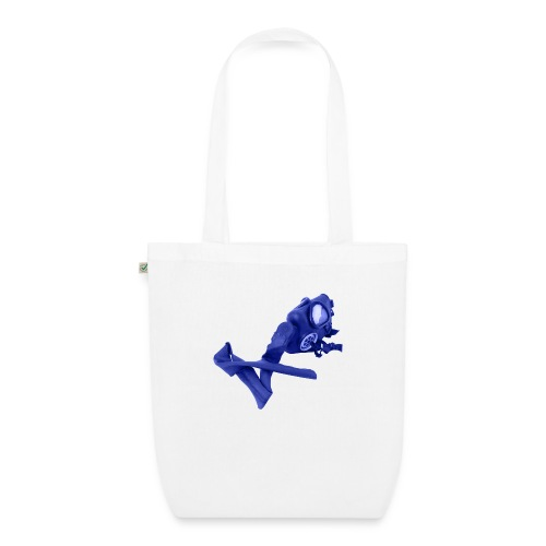 gas mask - EarthPositive Tote Bag