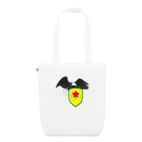 Mens Support YPG Hoodie - Luomu-kangaskassi