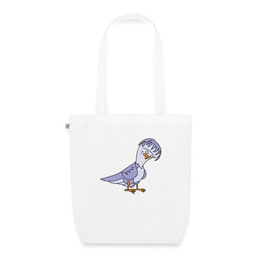 Taube von dodocomics - Bio-Stoffbeutel