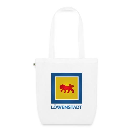 Löwenstadt Fan Design 11 - Bio-Stoffbeutel