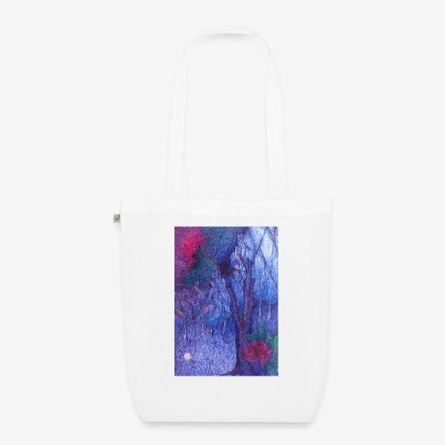 Forest Flower - Ekologiczna torba materiałowa