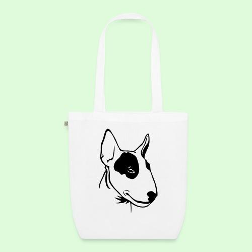 Bull Terrier - Sac en tissu biologique