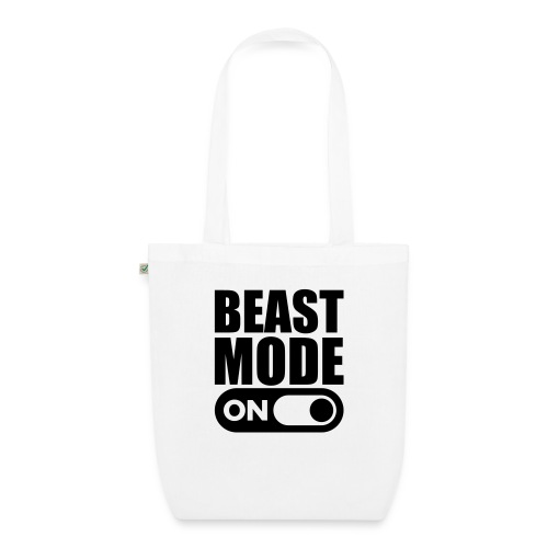 BEAST MODE ON - EarthPositive Tote Bag