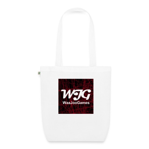 T-shirt WJG logo - Bio stoffen tas