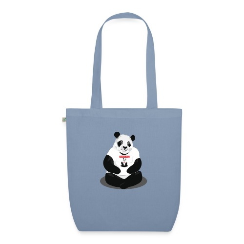 panda hd - Sac en tissu biologique