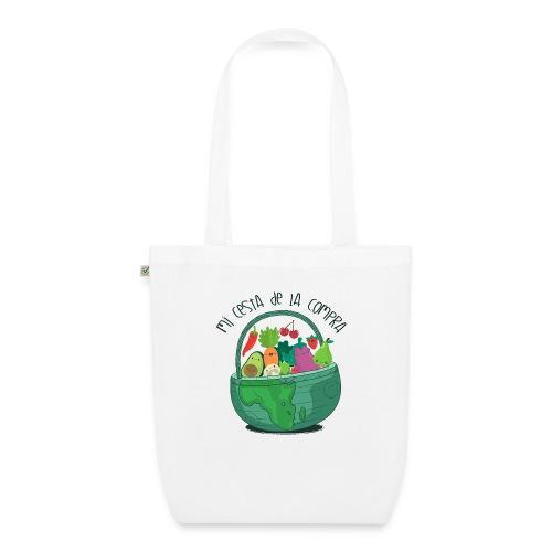 Mi cesta de compra - Bolsa de tela ecológica