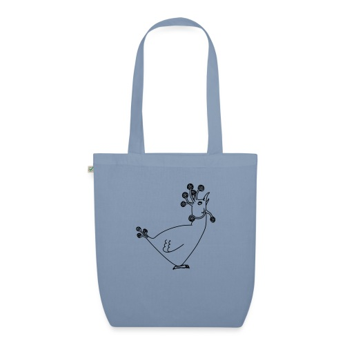 Cosmic Chicken - EarthPositive Tote Bag