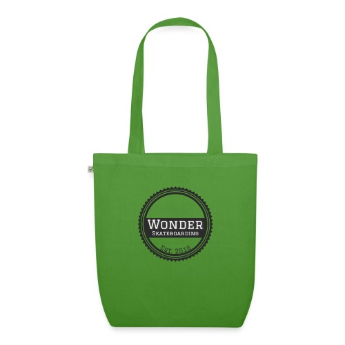 Wonder Longsleeve - round logo - Øko-stoftaske