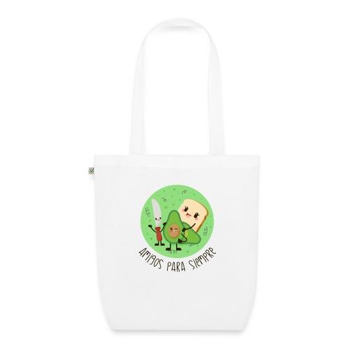 Amigos para siempre - Bolsa de tela ecológica