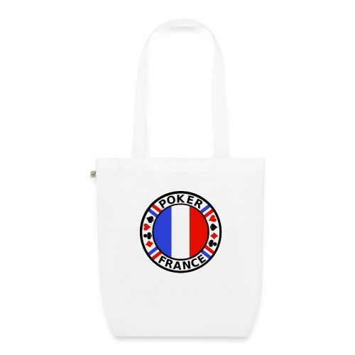 poker france - EarthPositive Tote Bag