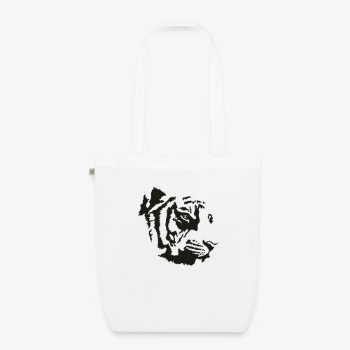 Tiger head - Sac en tissu biologique