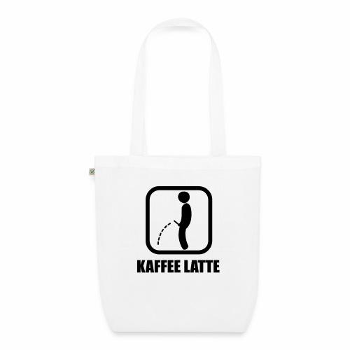 Kaffe Latte - Bio-Stoffbeutel