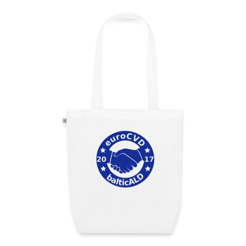 Joint EuroCVD - BalticALD conference mens t-shirt - EarthPositive Tote Bag