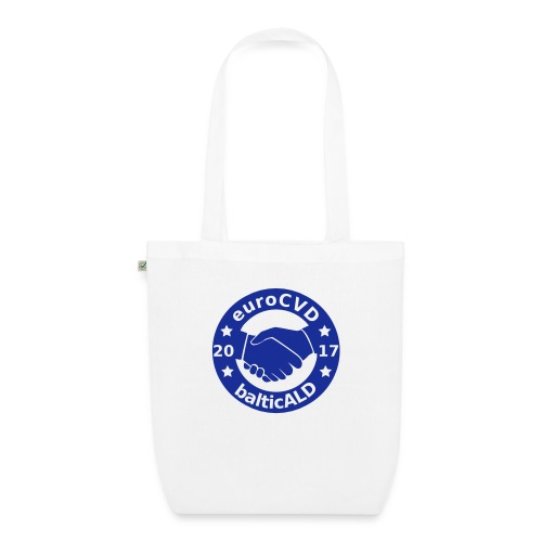 Joint EuroCVD-BalticALD conference womens t-shirt - EarthPositive Tote Bag