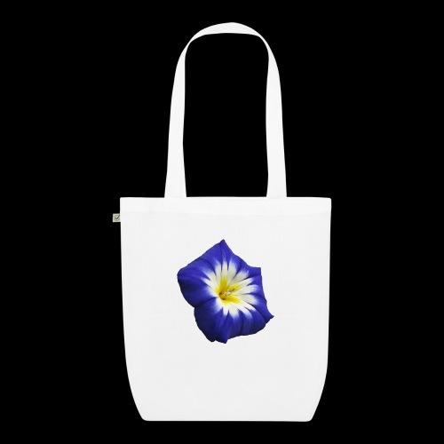 Fleure bleue - Sac en tissu biologique