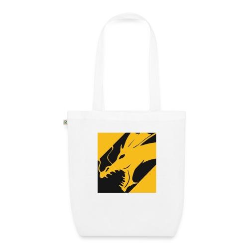 Dragon Yellow - Bio stoffen tas