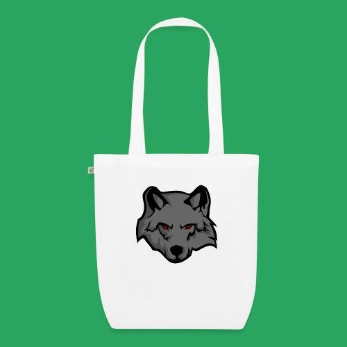 wolf logo - Borsa ecologica in tessuto