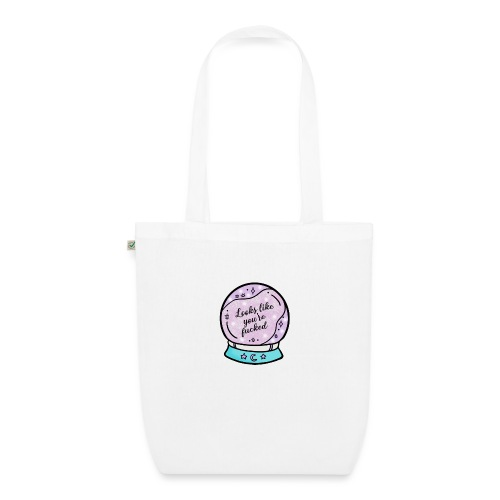 2020 Worst Year Ever Psychic - EarthPositive Tote Bag