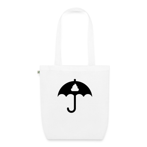 Shit icon Black png - EarthPositive Tote Bag
