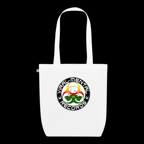 Viral Mental Records Logo - EarthPositive Tote Bag