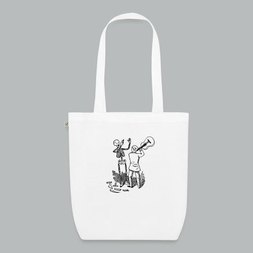 DFBM unbranded black - EarthPositive Tote Bag