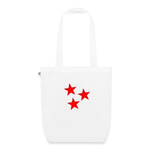3 Estrellas Bola dragón - Bolsa de tela ecológica