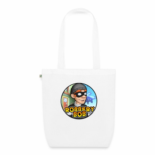 Robbery Bob Button - EarthPositive Tote Bag