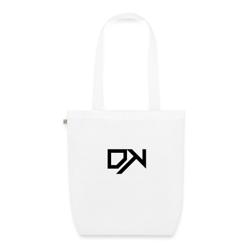 DewKee Logo T-Shirt Black - EarthPositive Tote Bag