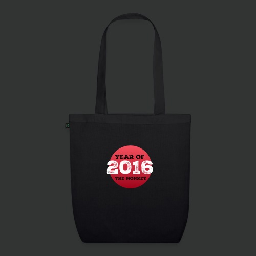 2016 year of the monkey - EarthPositive Tote Bag