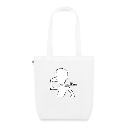 Get Germanized Silhouette - EarthPositive Tote Bag