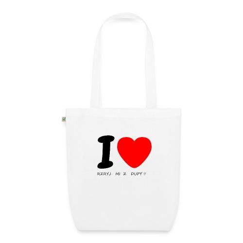 Bluzka damska - Ekologiczna torba materiałowa