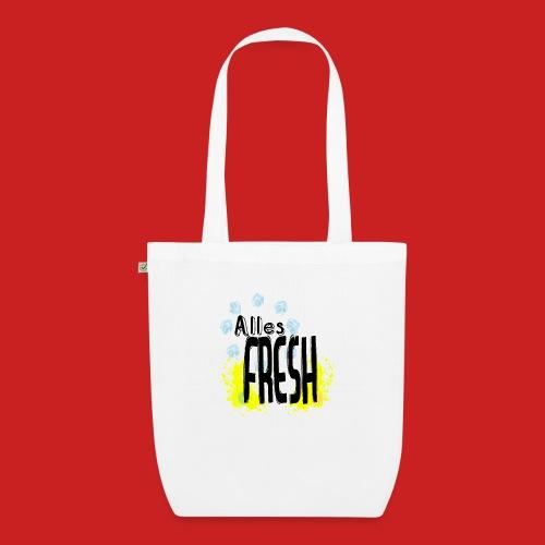 Alles Fresh / Frisch Sommer Eis - Bio-Stoffbeutel