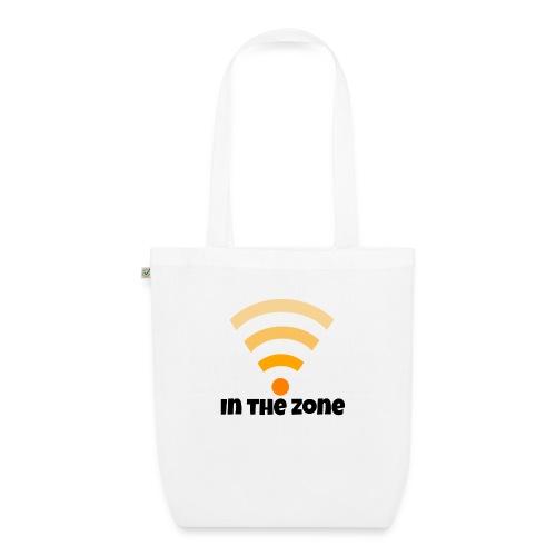 In the zone women - Bio stoffen tas