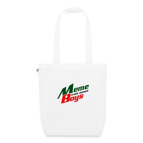 Memeboys Logo Shirt - EarthPositive Tote Bag