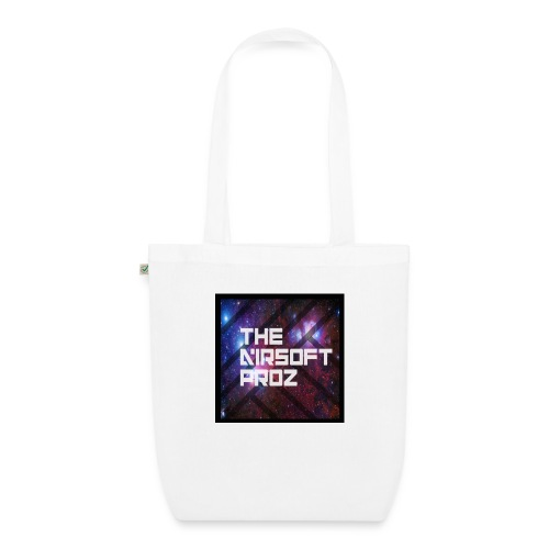 TheAirsoftProz Galaxy Mens Long Sleeve - EarthPositive Tote Bag