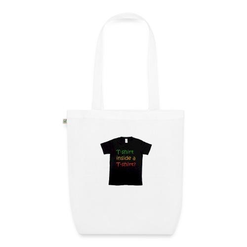 mars-one-drawing-tshirt-black - Øko-stoftaske