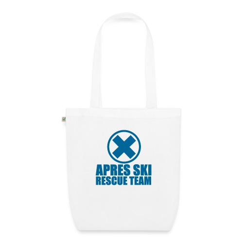 apres-ski rescue team - Bio stoffen tas