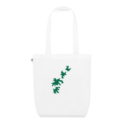 Green Leaves - Bio-Stoffbeutel