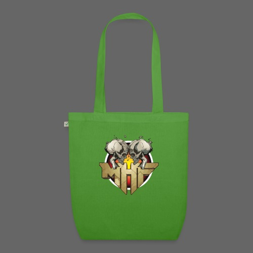 new mhf logo - EarthPositive Tote Bag