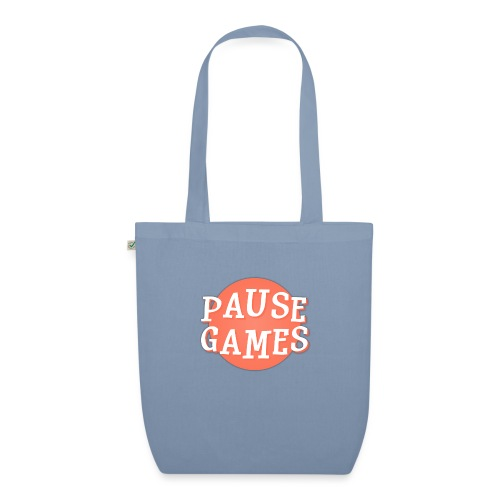 Pause Games Logo - EarthPositive Tote Bag