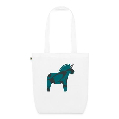 Swedish Unicorn - Bio-Stoffbeutel