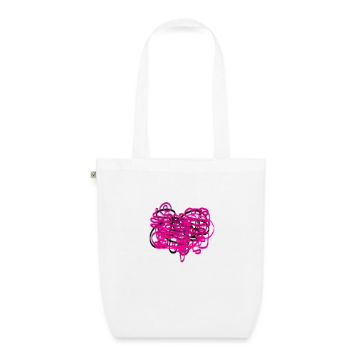 delicious pink - EarthPositive Tote Bag