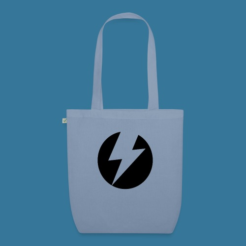 BlueSparks - Inverted - EarthPositive Tote Bag