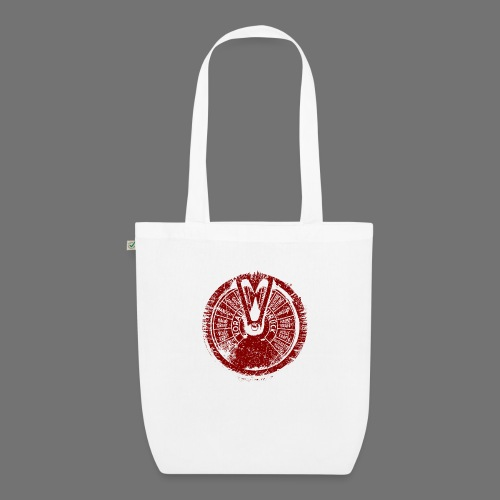 Maschinentelegraph (red oldstyle) - EarthPositive Tote Bag