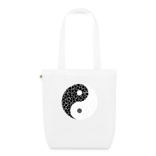 Yin/yang - Bio-Stoffbeutel