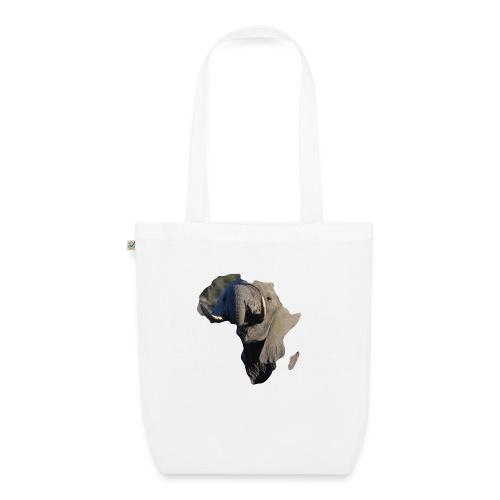 African Elephant - Bio-Stoffbeutel