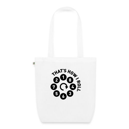 Rolling the V8 way - Autonaut.com - EarthPositive Tote Bag