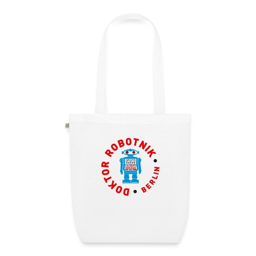 Doktor Robotnik Berlin - Bio-Stoffbeutel